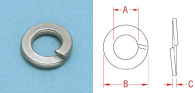 Lock Washer Split Bolts And Washers Washer Diy Guide