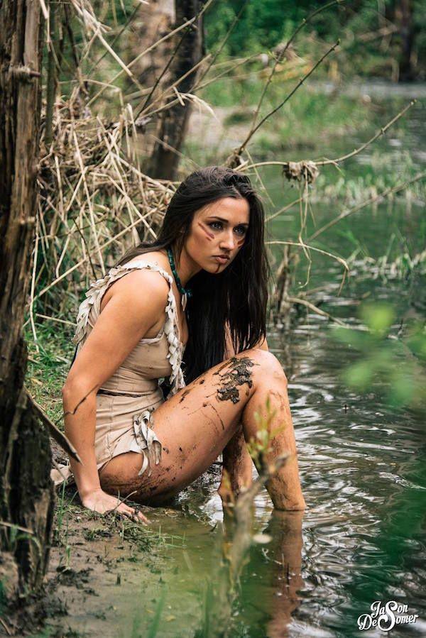 A Perfect Pocahontas C...