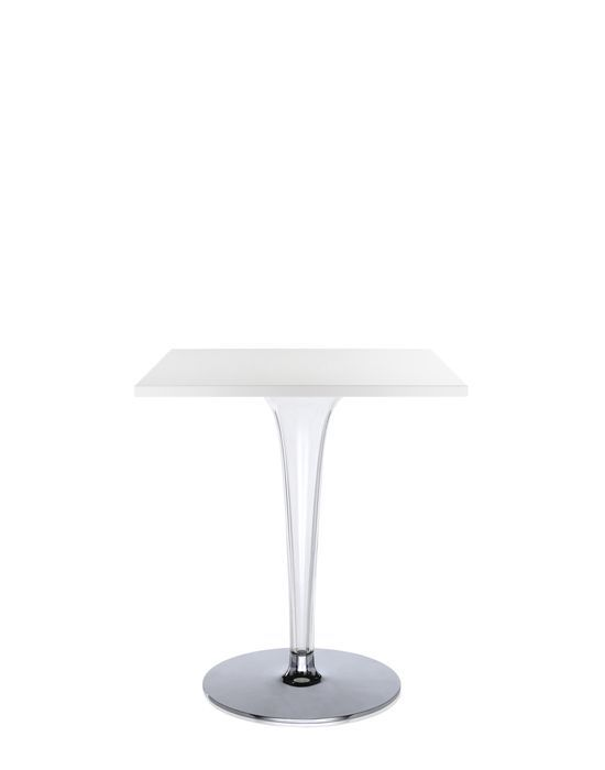 Top Top Bar Table   The TopTop Table Line Is Distinguished By Its  Polycarbonate Leg Which