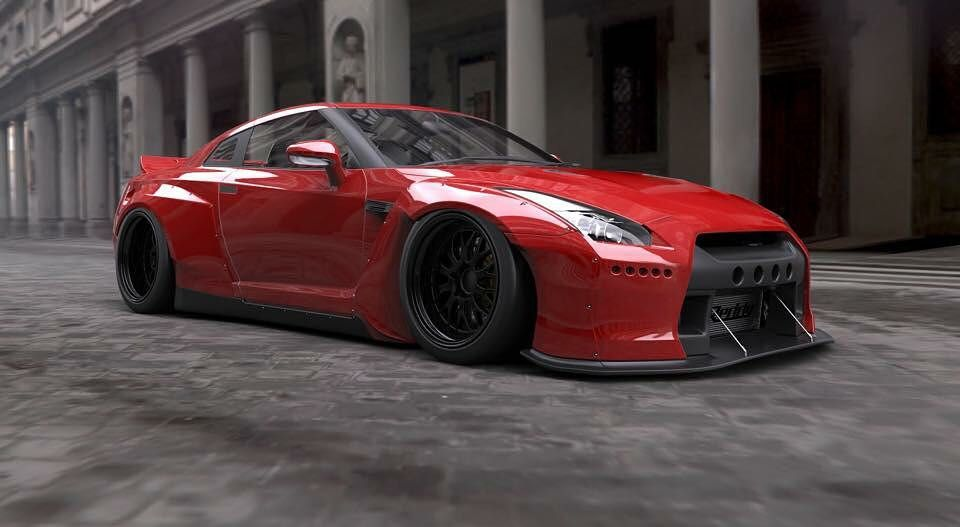 Semagirls Another New Wide Body Kit From Pandem Rocket