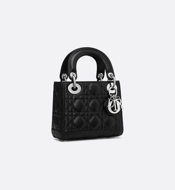 40a41930800 Mini Lady Dior lambskin bag in 2019 | bags & small leather goods ...