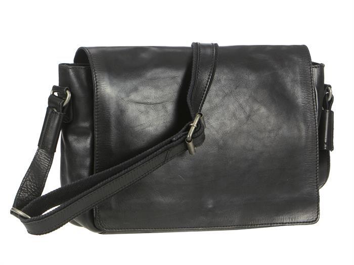 Billy The Kid NASTY COWBOYS Milford - Leder ShoulderBag Handtasche