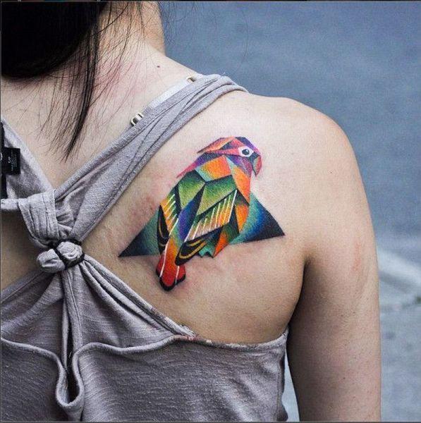 Прикольные картинки (118 фото)   Крутые татуировки ...