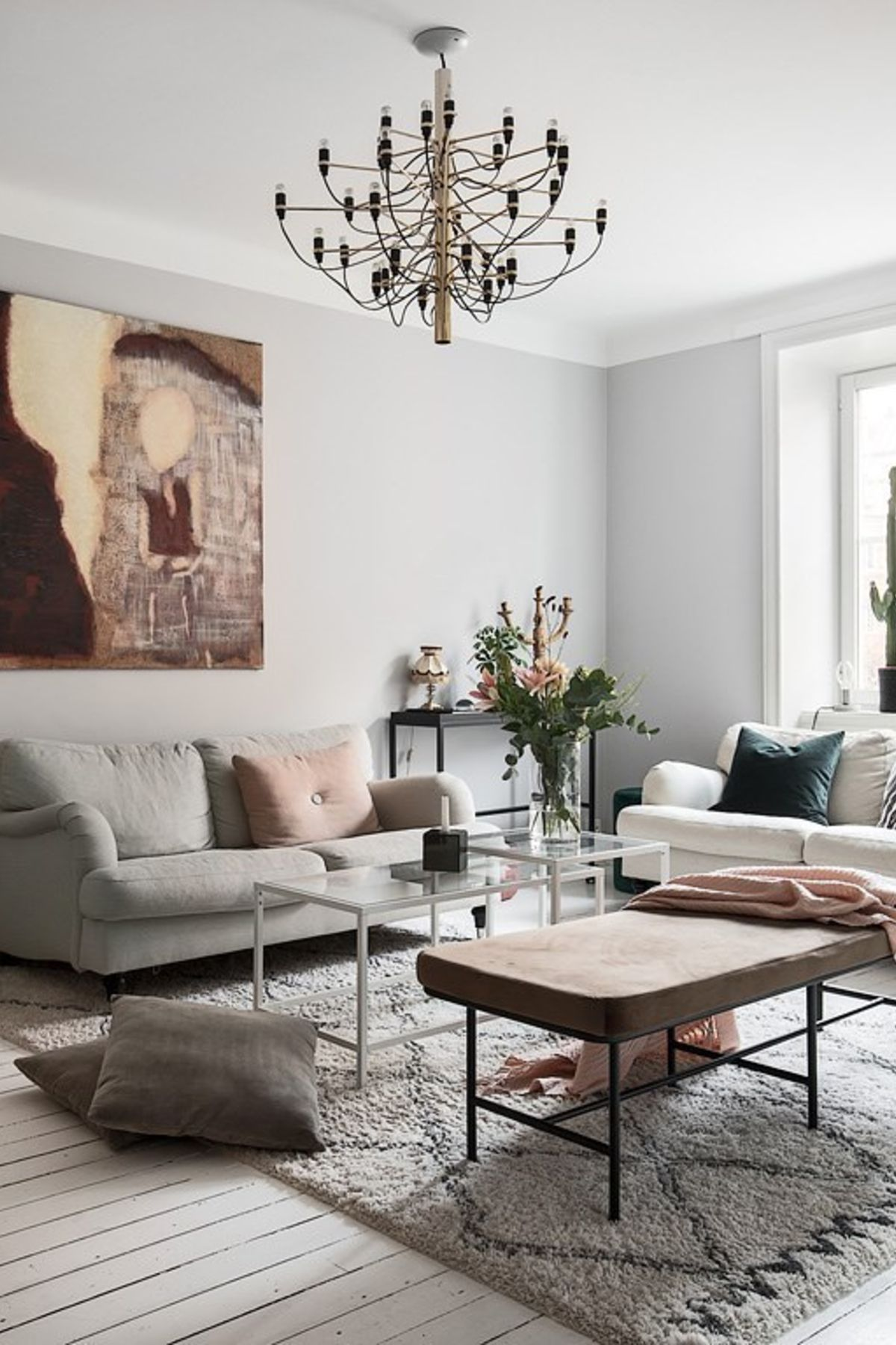 51 Scandinavian Stylish Living Room Decor Ideas Living Room