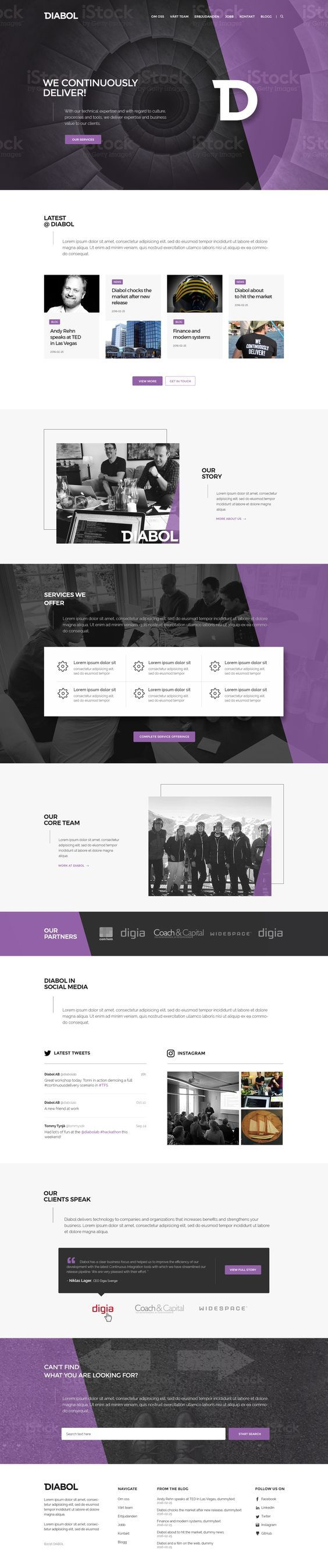Website Landing Page Design Web Design Web Design Books Basic Website Design