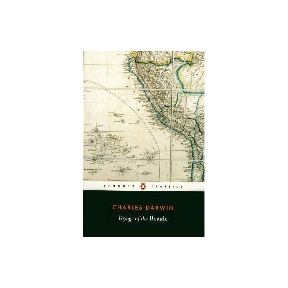 The Voyage Of The Beagle Penguin Classics By Charles Darwin