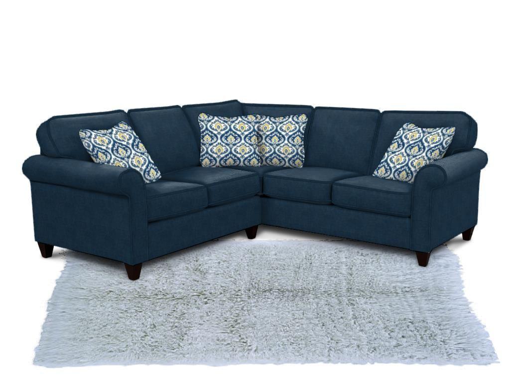 Craftmaster Living Room Sectional 7421 SECT   Raymond Rowe   Columbus And  Phenix City, GA