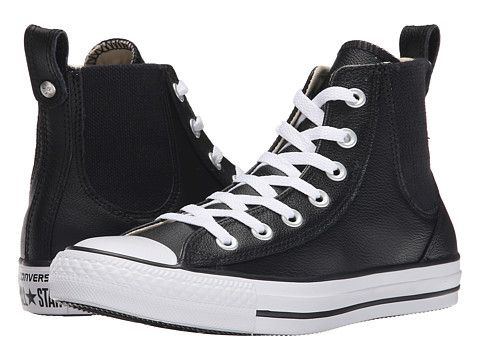 CONVERSE Chuck Taylor® All Star® Chelsee Leather. #converse