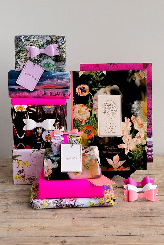 c94ab67e9f06e6 Ted Baker Women s Gift Wrap Book design by Wild   Wolf