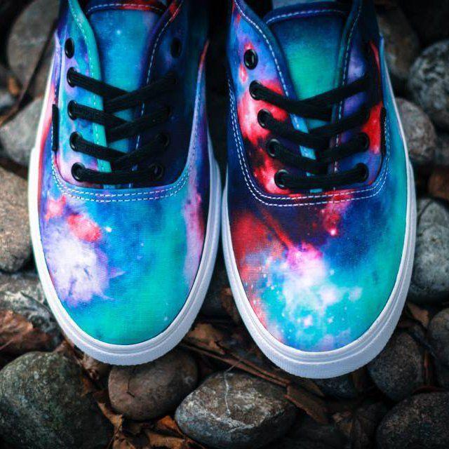 Vans Cosmic Nebula Authentic Lo Pro  0a945dcd288