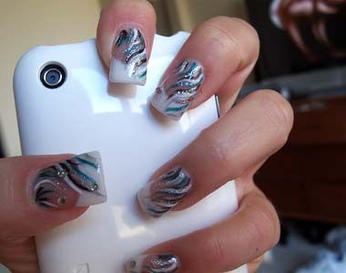 Manicure Nail Art From Revlon To Revolutionary