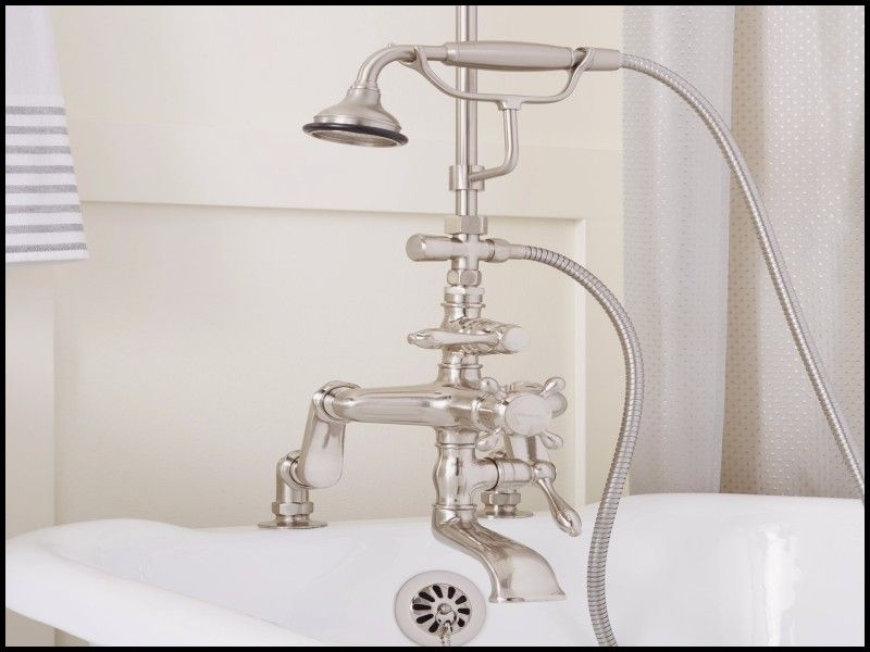 Awesome Convert Bathtub Faucet To Shower