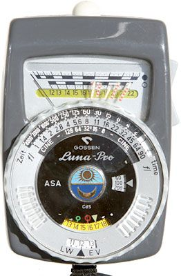 Gossen Luna-Pro Light Meter  (gettin' one soon) | My Gear
