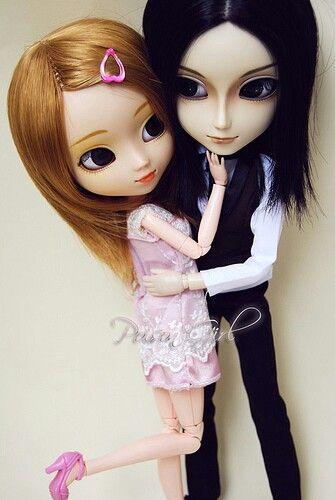 Hachi and Takumi