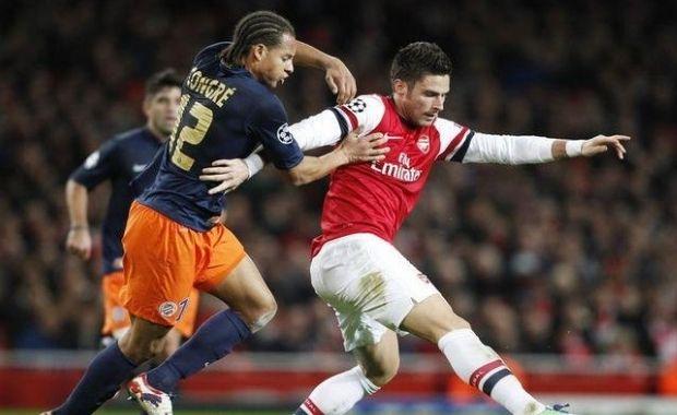 New Post Pow Dolski Puts Us Through Arsenal 2 0 Montpellier Match Analysis Player Ratings Match Arsenal Players