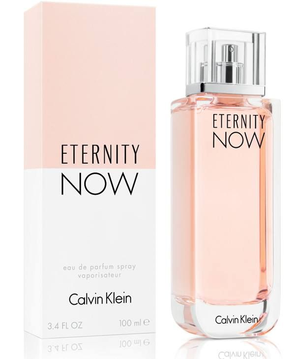 Calvin Klein Eternity Now Summer 2015 Scent Of A Rose Perfume
