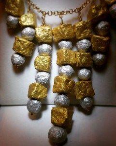 Recycle: materiali insoliti per gioielli unici.