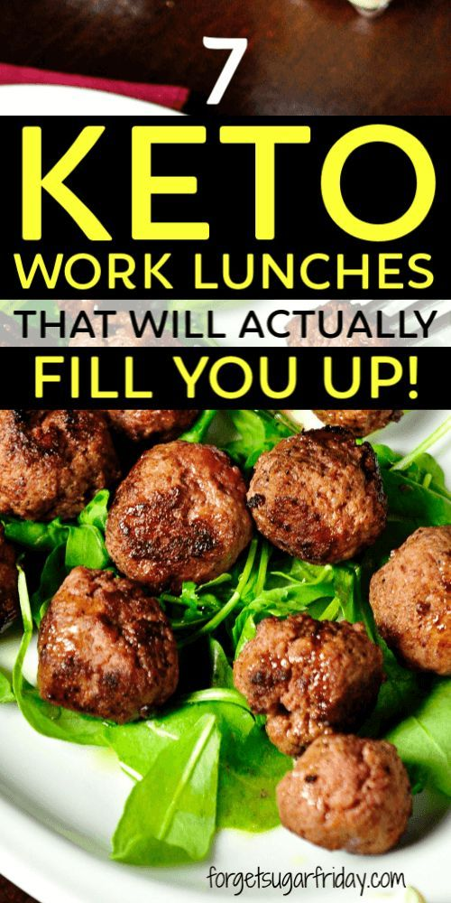 7 Keto Work Lunches That You Can Reheat in the Microwave!