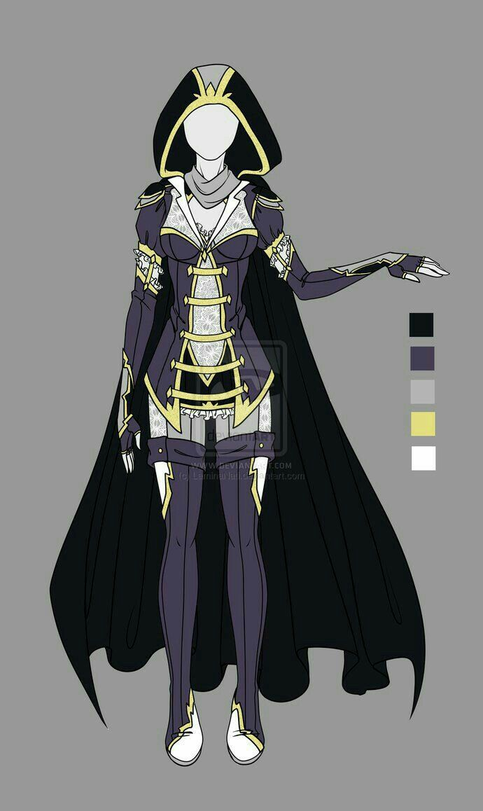 Cape cloak design; How to Draw Manga/Anime | How to Draw Manga/Anime | Pinterest | Cloaks ...