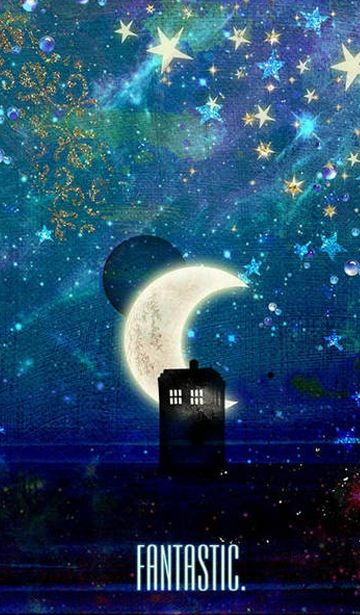 Doctor Who Cell Phone Background