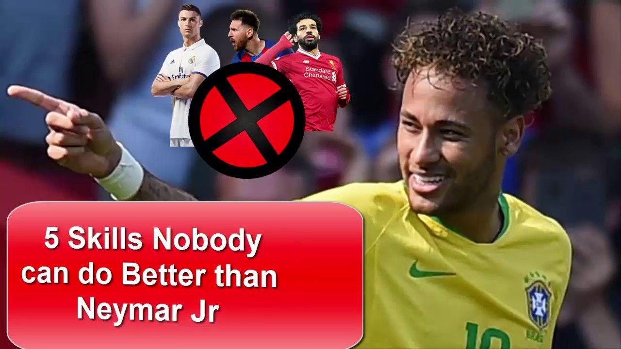 5 Skills Nobody can do Better than Neymar Jr 5 very