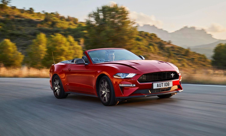 Segun Parece La Nueva Entrega Del Ford Mustang No Llegara Hasta