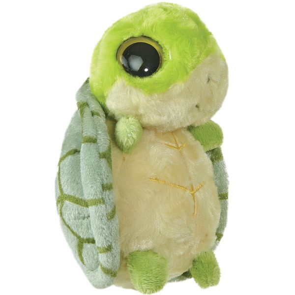Shelbee Yoohoo Friends Turtle Plush With Sound Effect Cute