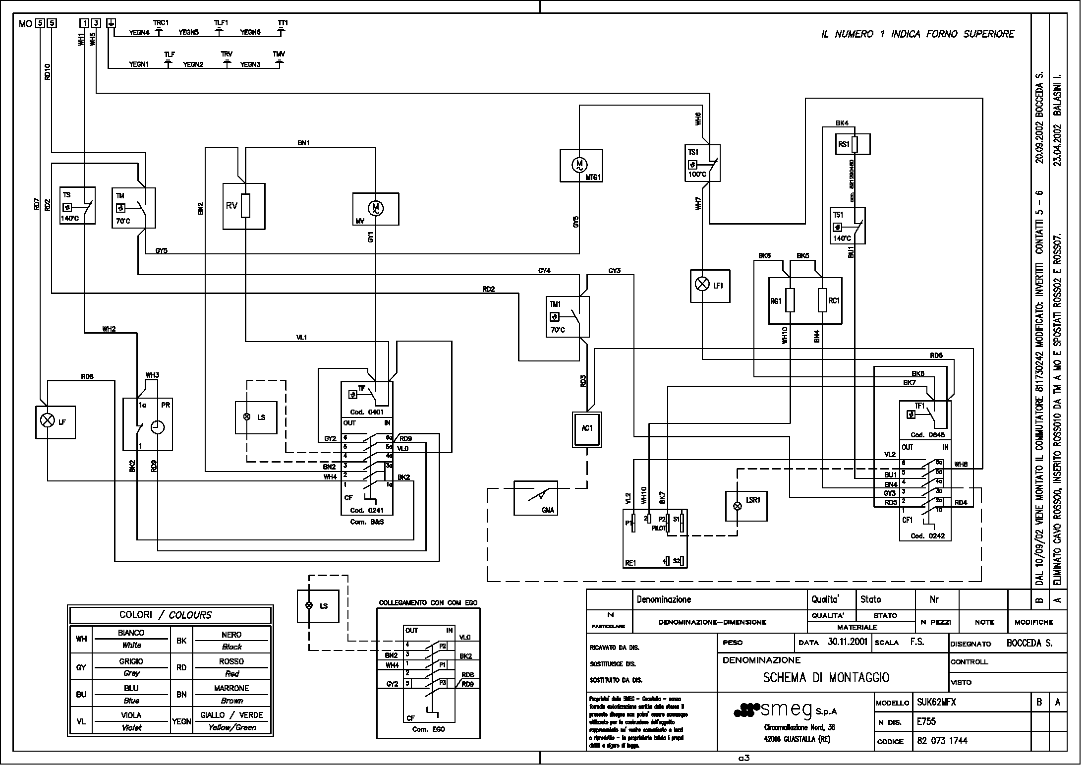 Cooker Wiring Diagram Uk