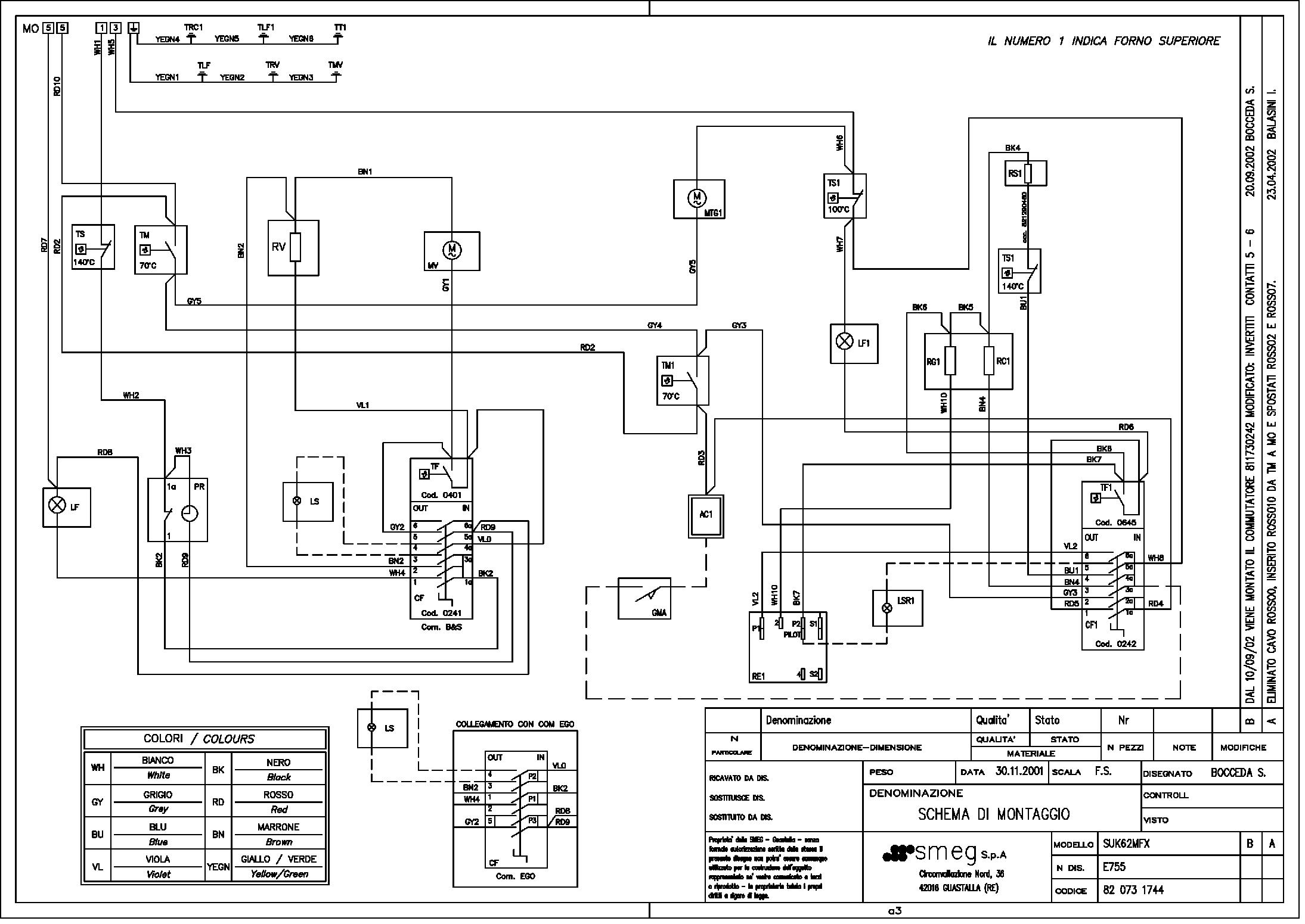Cooker Wiring Diagram Uk
