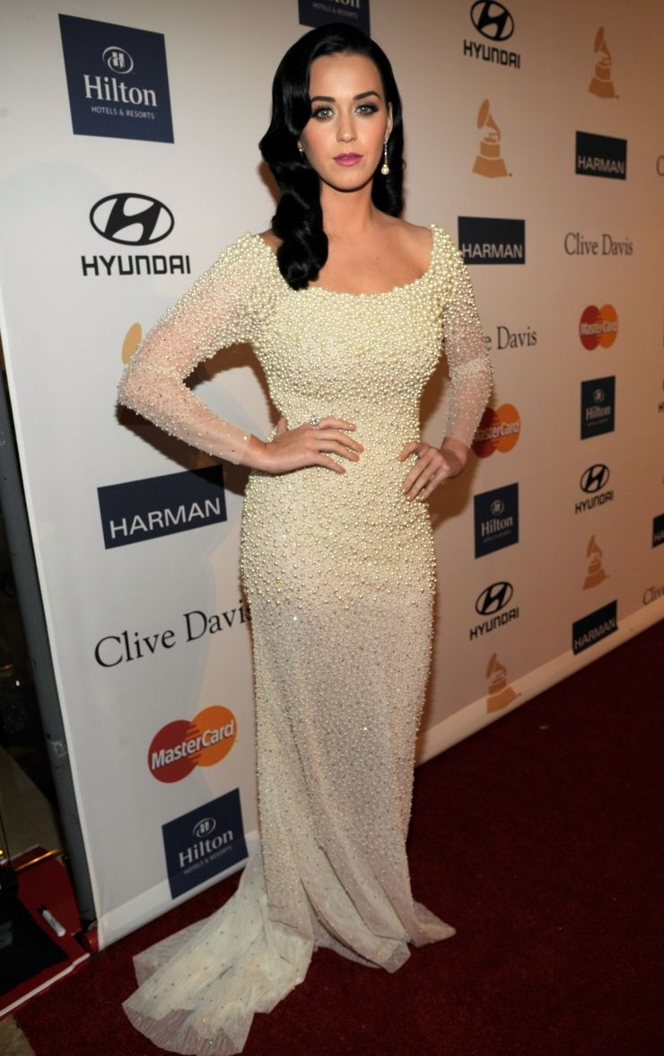 Red carpet at pregrammys gala fashionwithstyle the