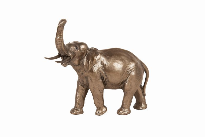 Frith Elephant Trunk Up- Free uk delivery MK008 in 2020   Elephant trunk up. Elephant trunk. Elephant