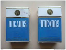 Ducados. Cigarettes espagnoles