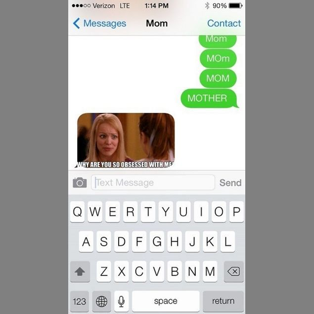 These Parents Have Upped Their Texting Game