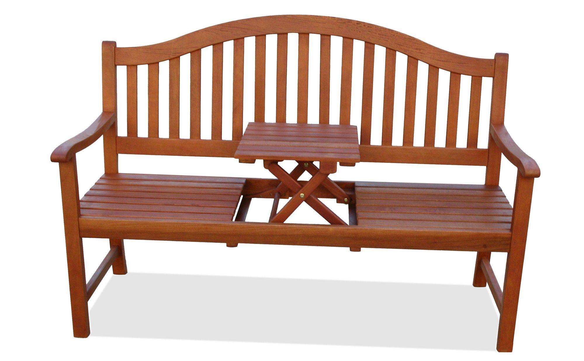 Gartenbank Eukalyptus Oder Akazie Gartenbank Holz Holzbank Mit Tisch Gartenbank