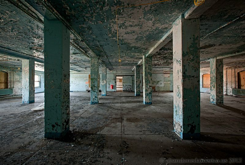 Holmesburg prison philadelphia pa abandoned prisons