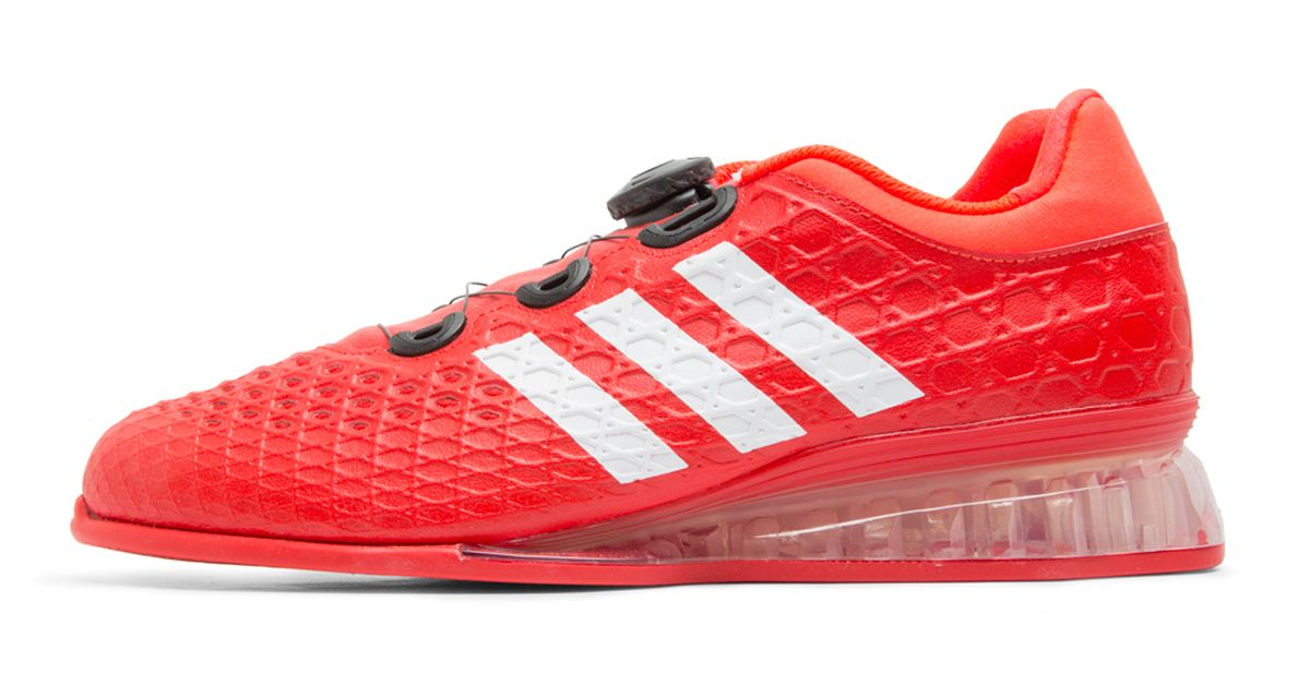 2016 adidas weightlifting shoe