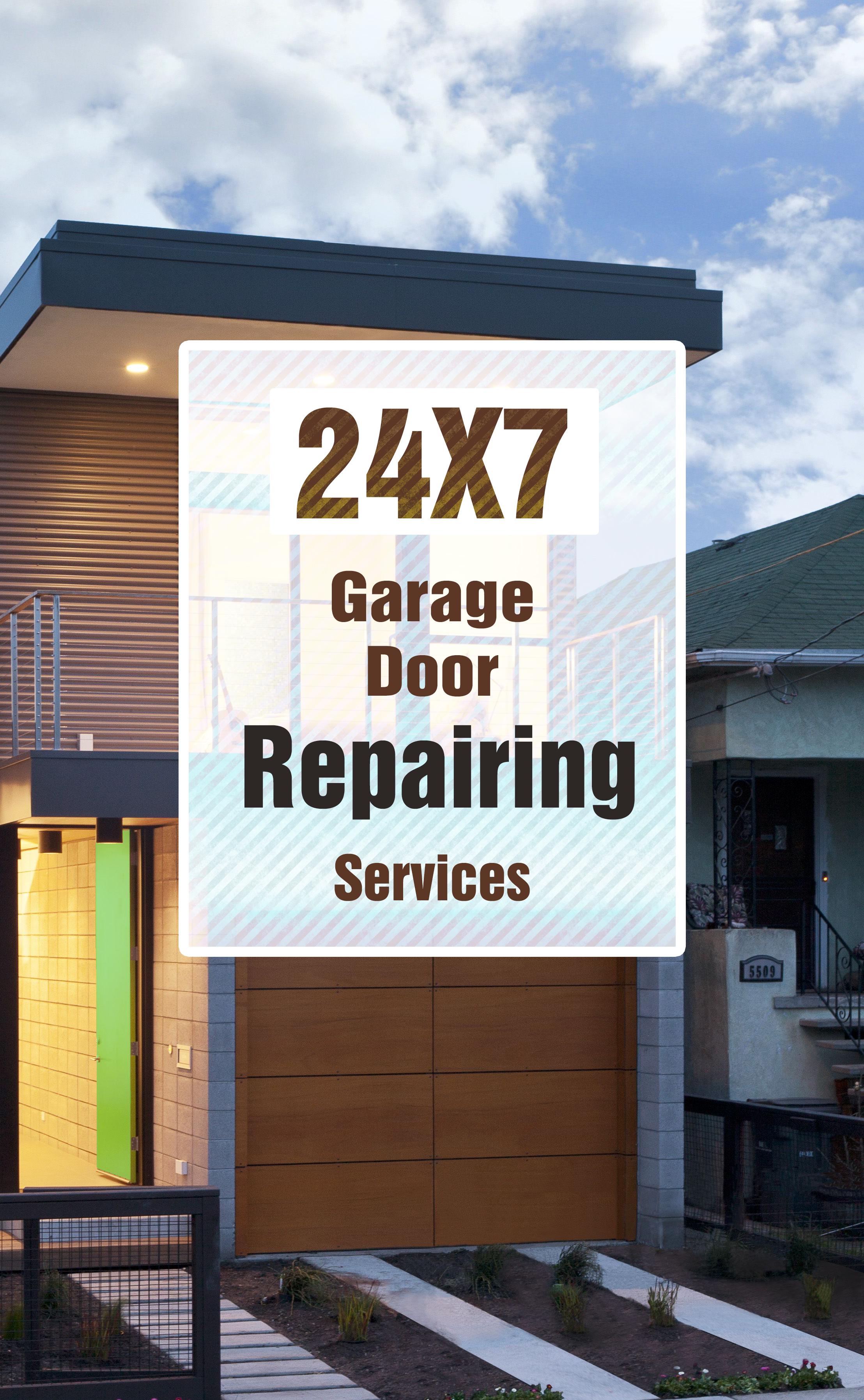 Get 24 Hour Emergency Garagedoor Repair Services In Atlanta City