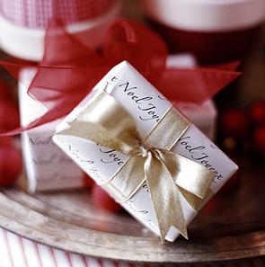 Beautiful gift wrap ideas Naughty Nice