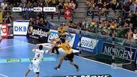 Top 6 Handball-Kunststücke des Monats