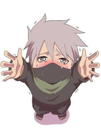 Resultado de imagem para chibi naruto triste | Naruto ...