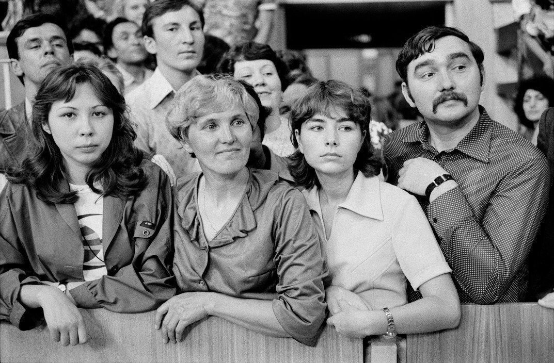 Летняя Москва 1980 года (28 ФОТО) | Магнум фото ...