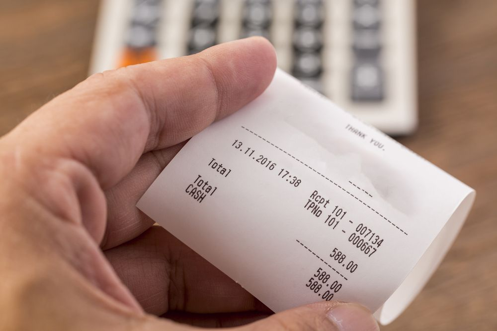 Hpal Tip Of The Week Holiday Shopping Creditunions Oaktreebiz Cuforms Consumerlending Holidayshoppi Receipt Template Free Receipt Template Receipt Maker