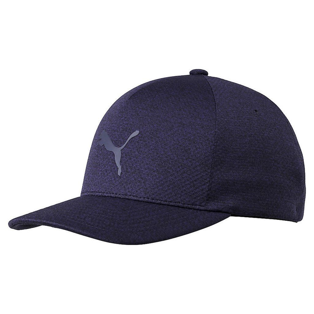 Puma Golf Navy Evoknit Delta Flexfit Cap in 2018  bec881d203e7