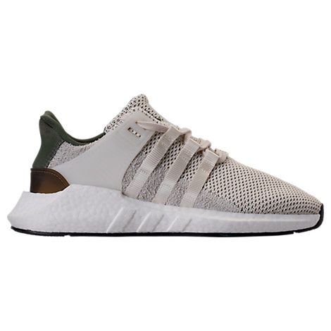 ADIDAS ORIGINALS ADIDAS MEN\u0027S EQT BOOST SUPPORT 93/17 CASUAL SHOES, WHITE. #
