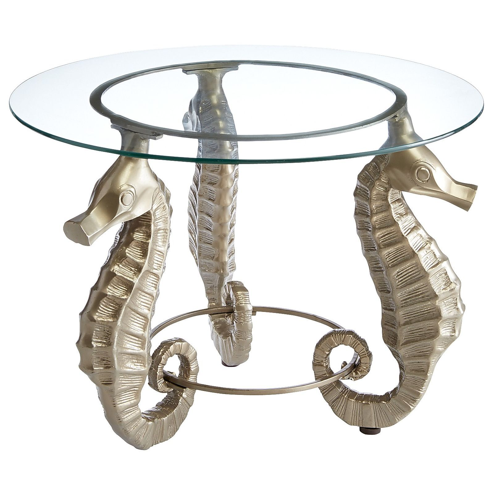 SEAHORSE COFFEE TABLE Details Dimensions This Coffee Table - Seahorse coffee table