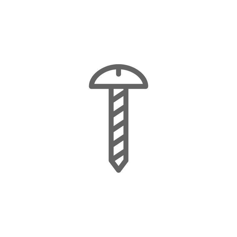 Screw Nut Construction Icon App Icon Design Icon Icon Design