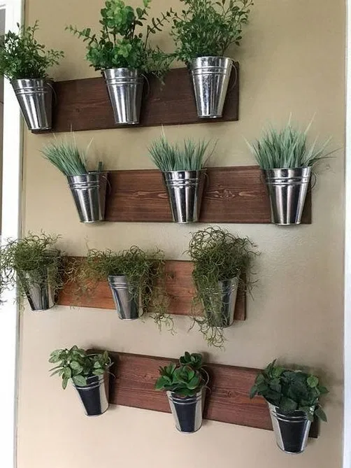 56 inspiring diy projects pallet garden design ideas 1 on indoor herb garden diy wall vertical planter id=59409
