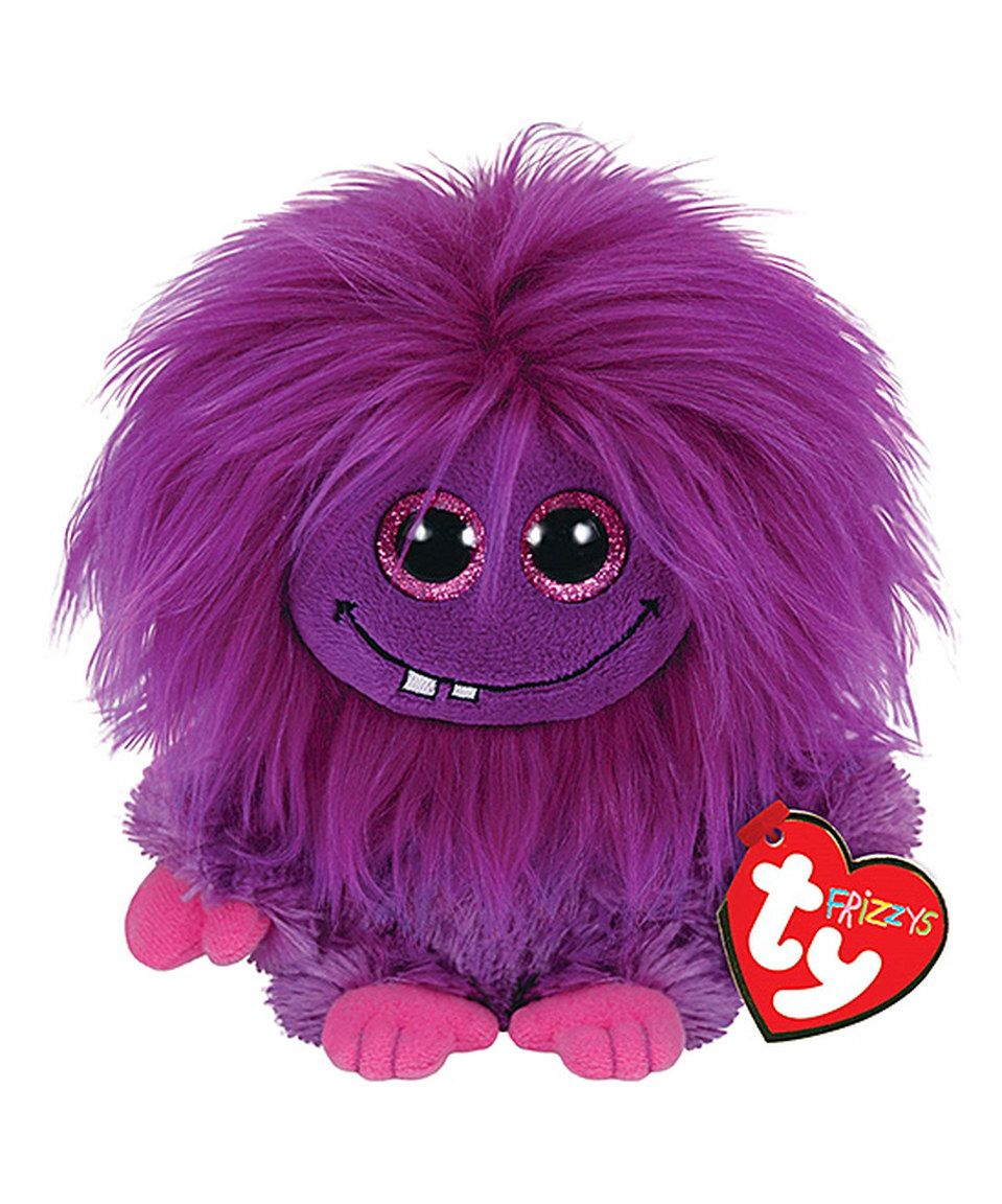 738d6547f18 Another great find on  zulily! Lola Beanie Boo by Beanie Boos ...