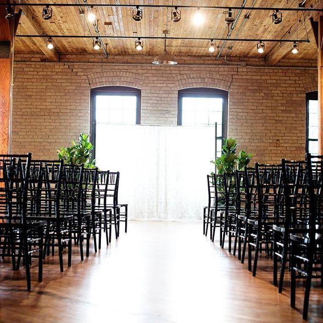 Chowgirls Solar Arts Building Minneapolis Wedding Event Venue Modern And Brick