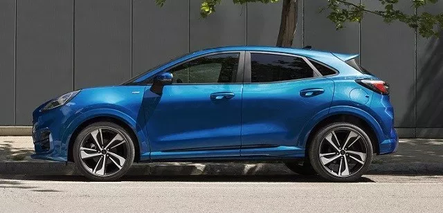 2020 Ford Puma Google Search Ford Puma Small Suv Suv